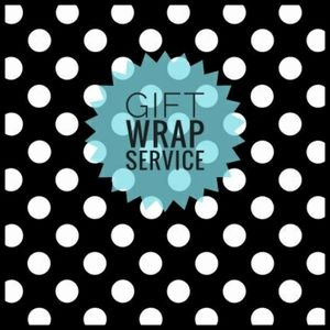 ADD ON PURCHASE Gift wrap service